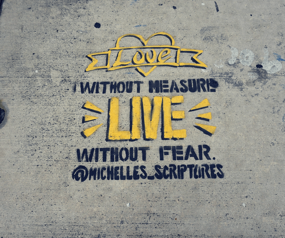 quote by Michelle's Scriptures in Wynwood