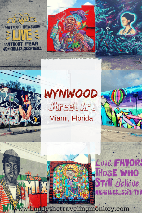 With its ever changing street art, the Wynwood neighborhood of Miami promises a new experience with every visit.