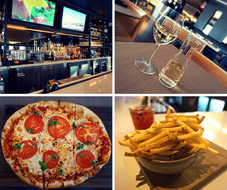 SOCO Kitchen + Bar bar, wine, pizza, french fries