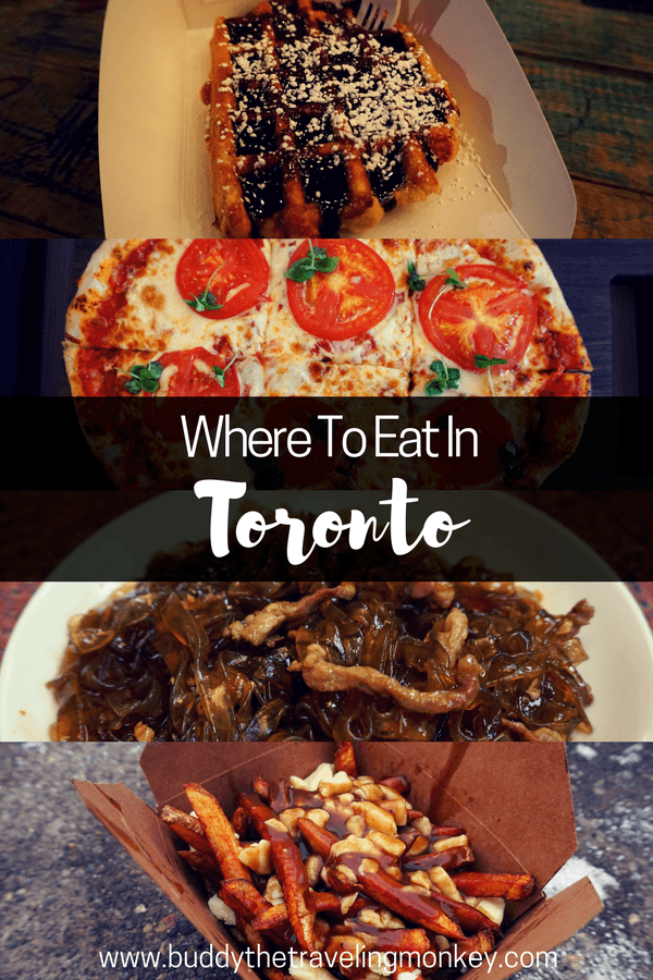 Wondering where to eat in Toronto? In this post we've narrowed down our favorite eateries to help make planning your trip a bit easier.
