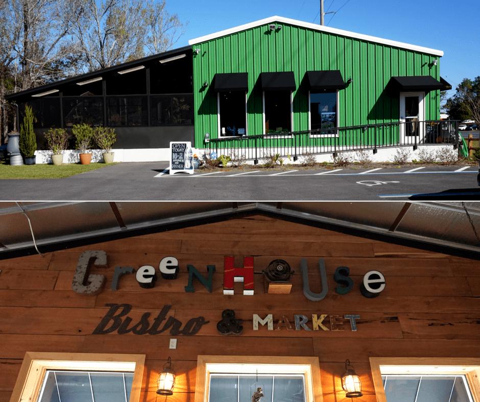 The Greenhouse Bistro & Market