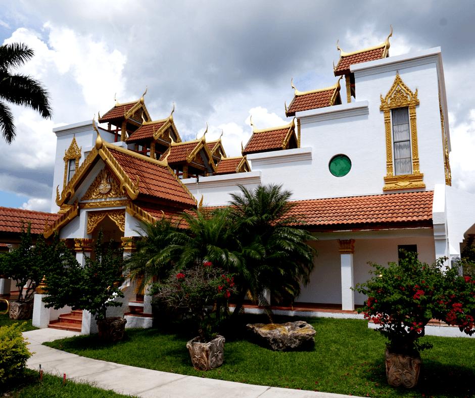 Wat Buddharangsi Buddhist Temple of Homestead