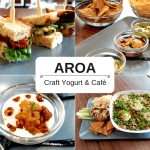 Aroa Craft Yogurt & Café In Plantation, Florida
