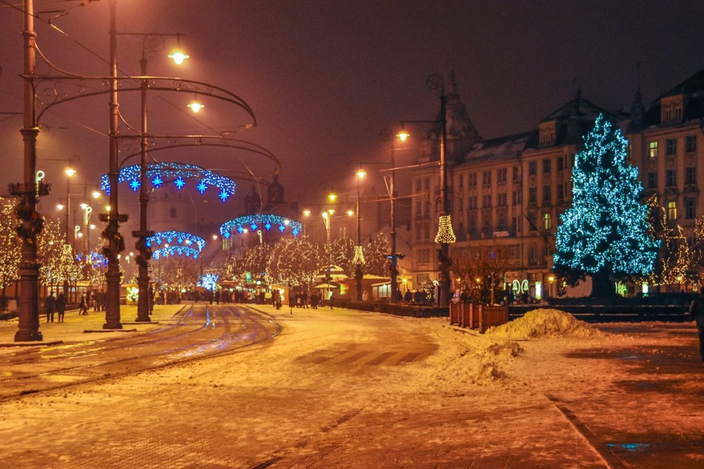 Christmas in Debrecen
