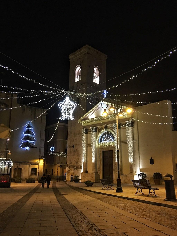 Church of San Giacomo in Sardinia