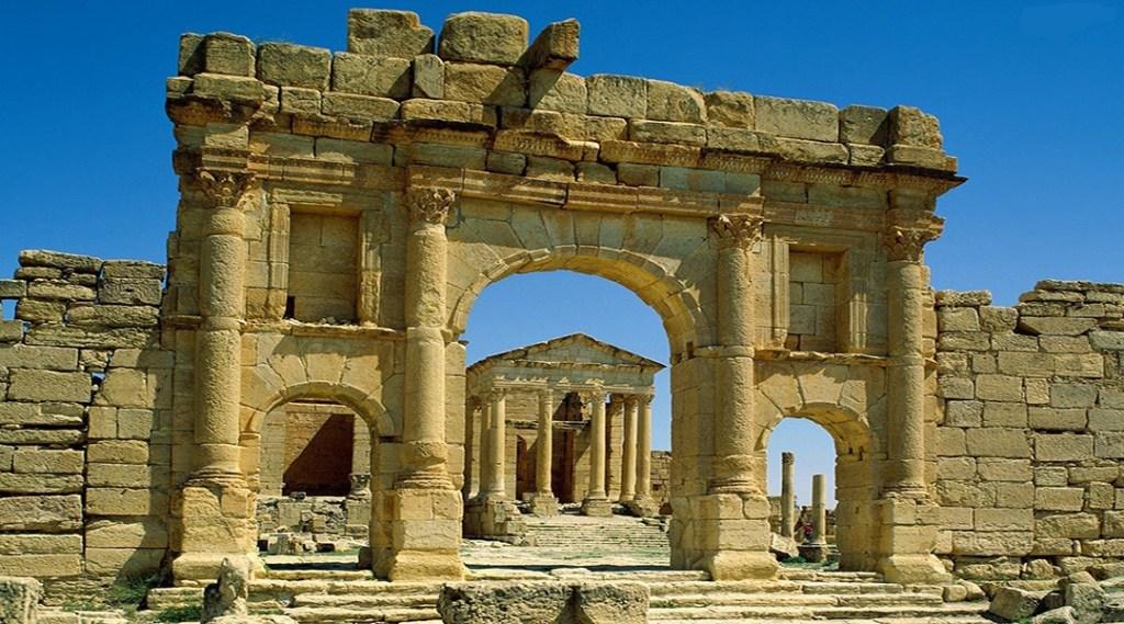 roman ruins Lixus