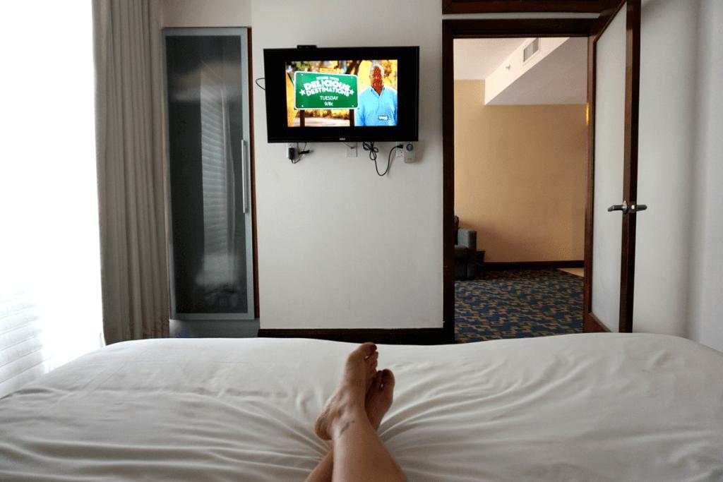 Congress Hotel South Beach room