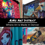 RiNo Art District: Where Art Is Made In Denver