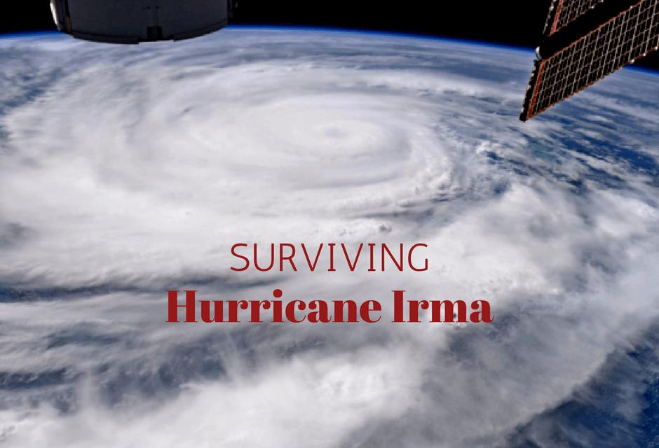 Surviving Hurricane Irma