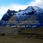 My Reflections On 2017