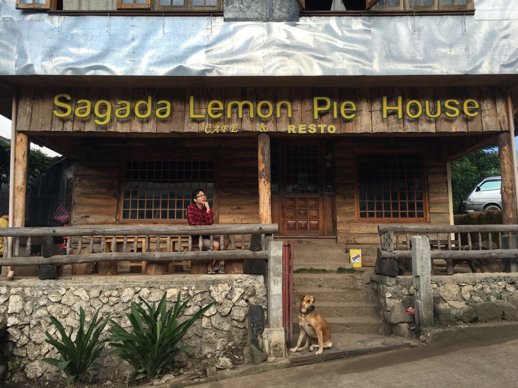 dogs of Echo Valley in Sagada