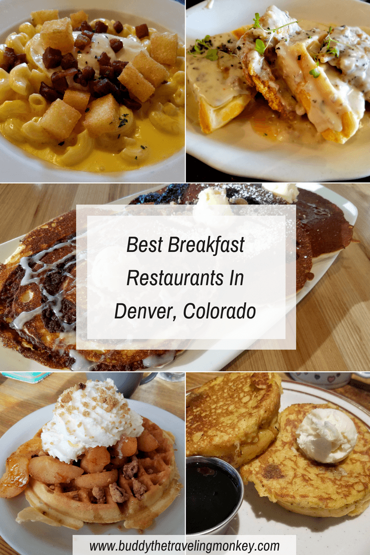 If you're looking for the best breakfast restaurants in Denver, we've got the ultimate list for you! Everything from chicken and waffles to bacon fried rice!