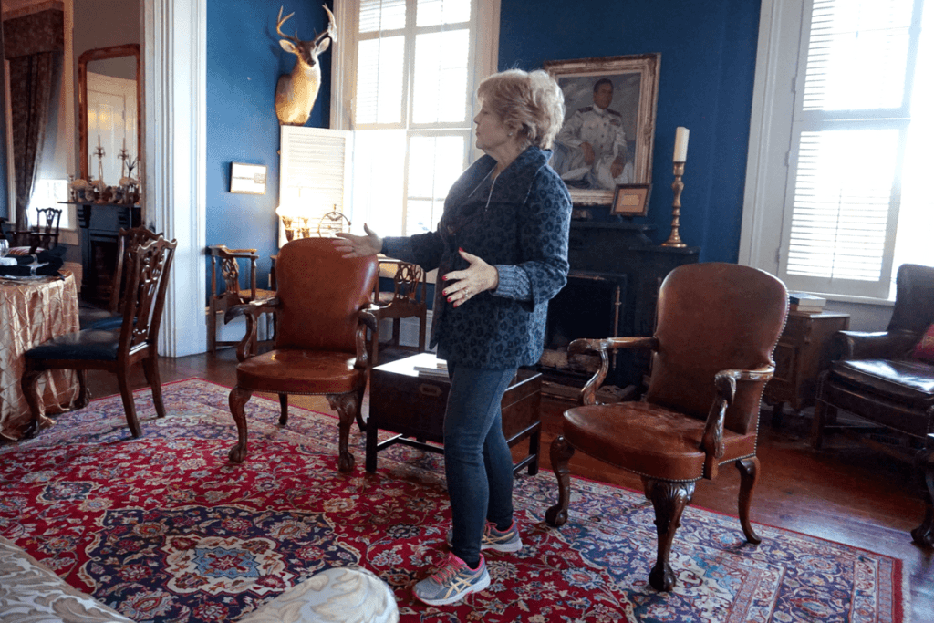 duff green mansion tours
