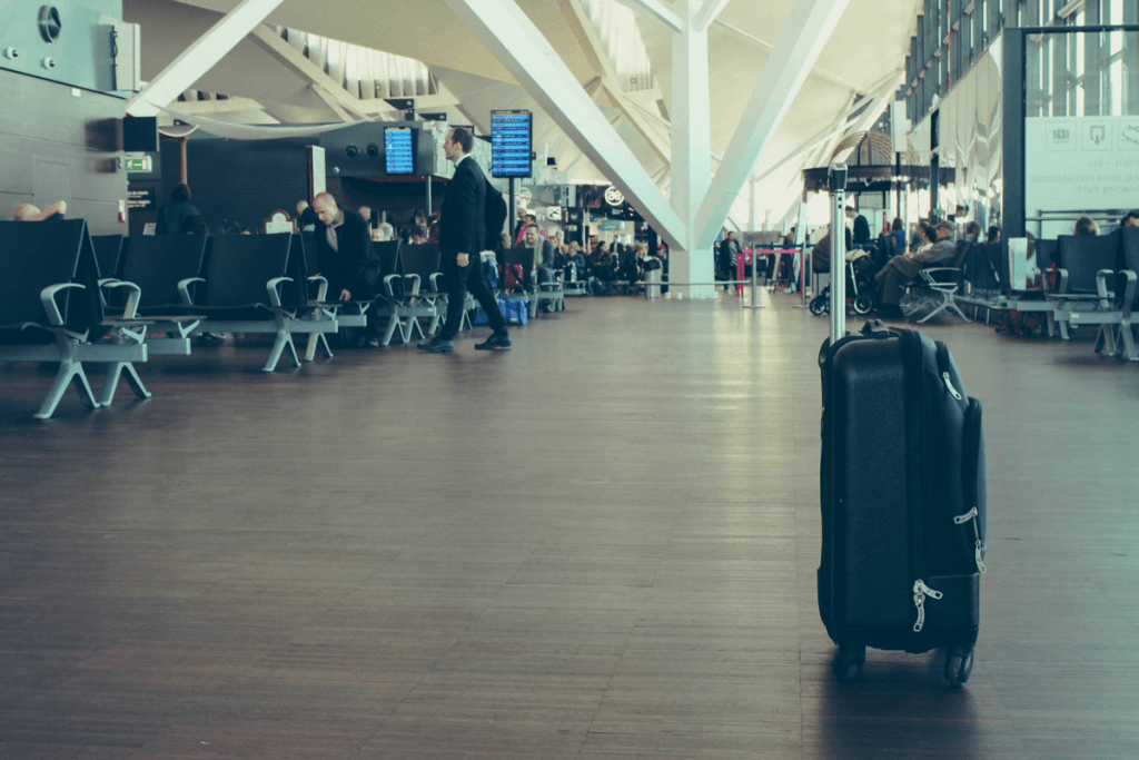 Go with your gut, and only stay where you feel comfortable when sleeping at an airport