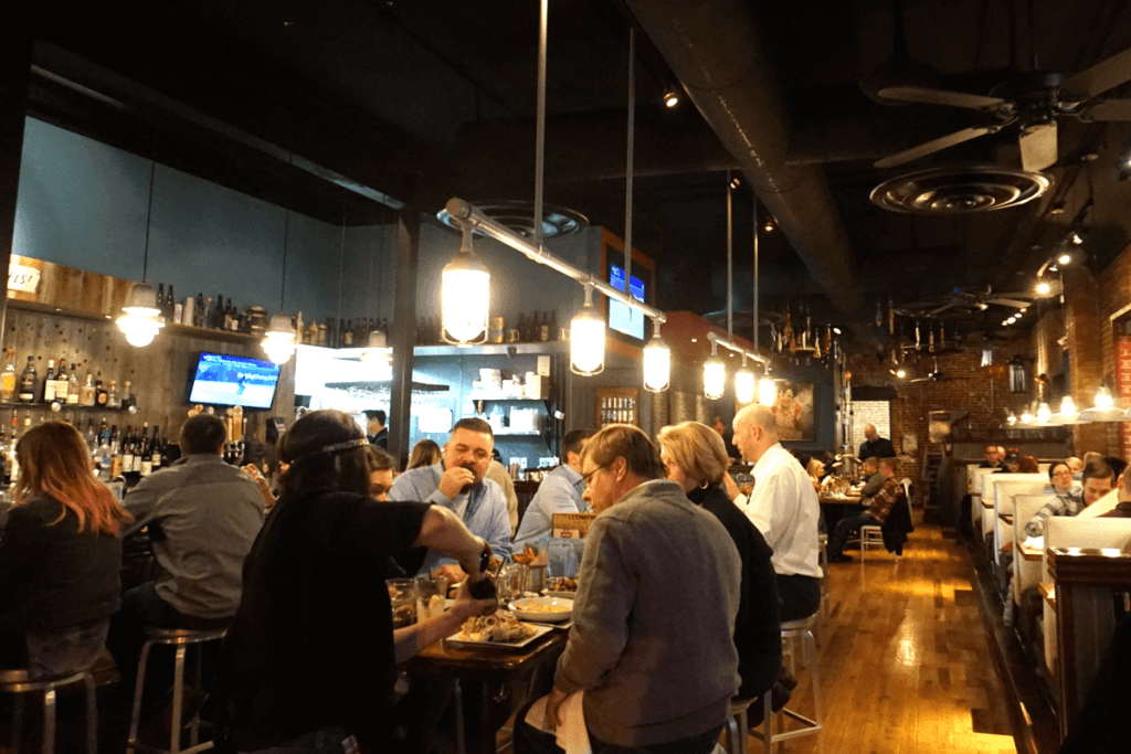 one of the best places to eat in Kansas City is Beer Kitchen