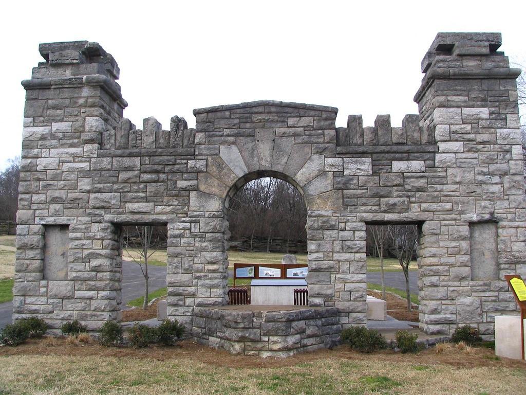 Fort Negley is a hidden gem in Nashville