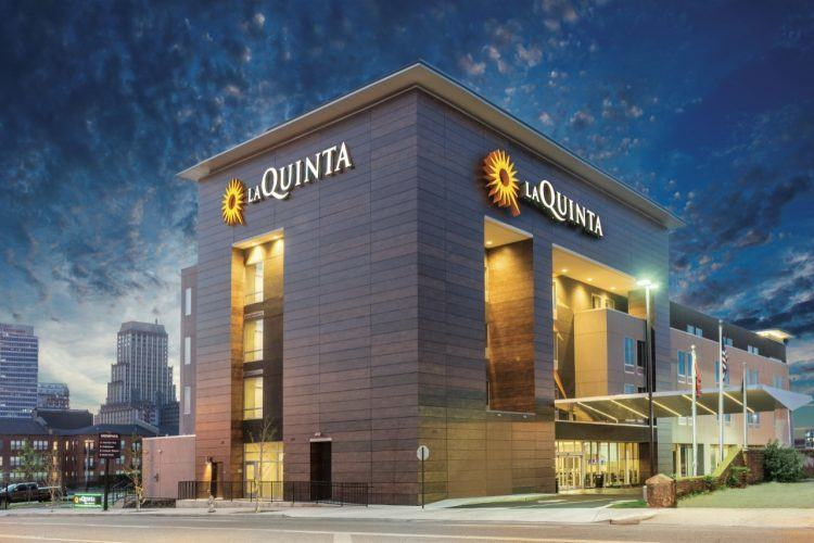 The La Quinta Memphis Downtown is one of the newest hotels in downtown Memphis