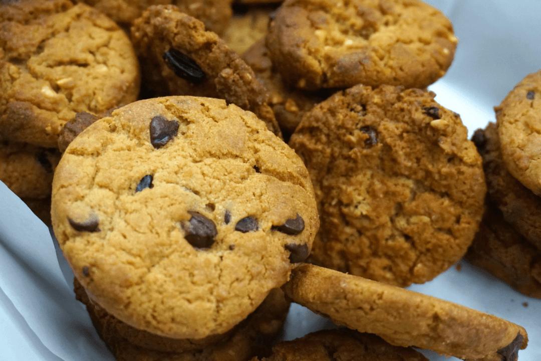 Hampton Inn Suites Boynton Beach cookies!