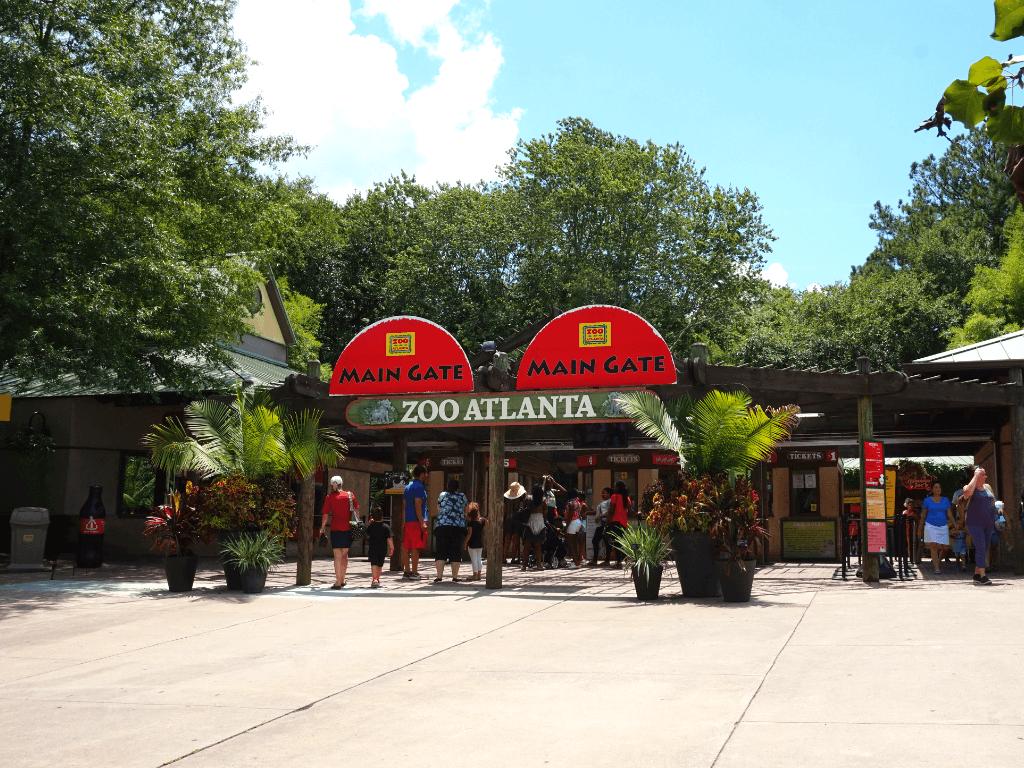 Zoo Atlanta is one of the CityPASS Atlanta attractions