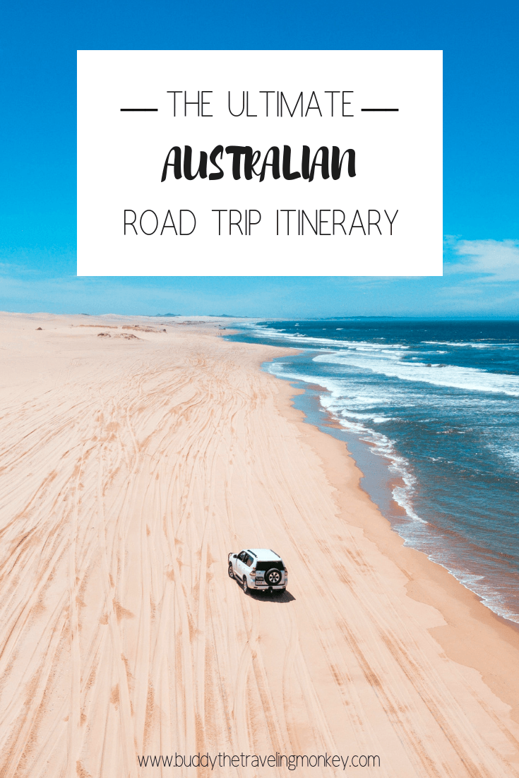 We've put together the ultimate Australian road trip itinerary. It includes the best drives in Australia and the best Australian attractions.
