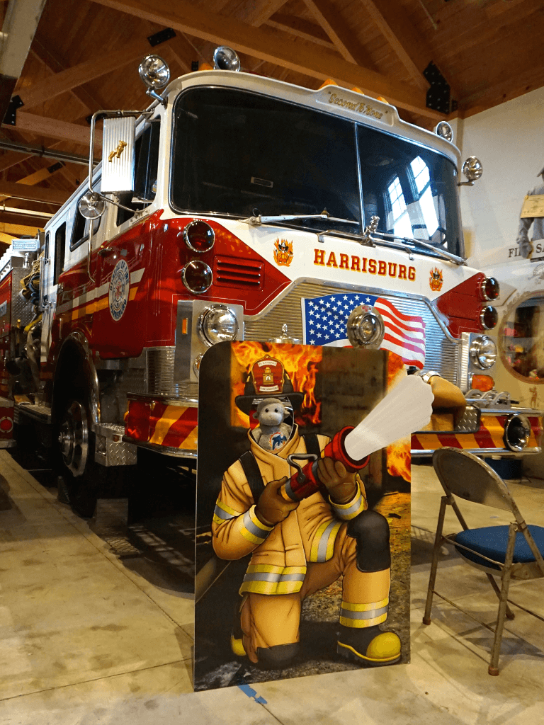 From horse drawn apparatuses to modern fire engines