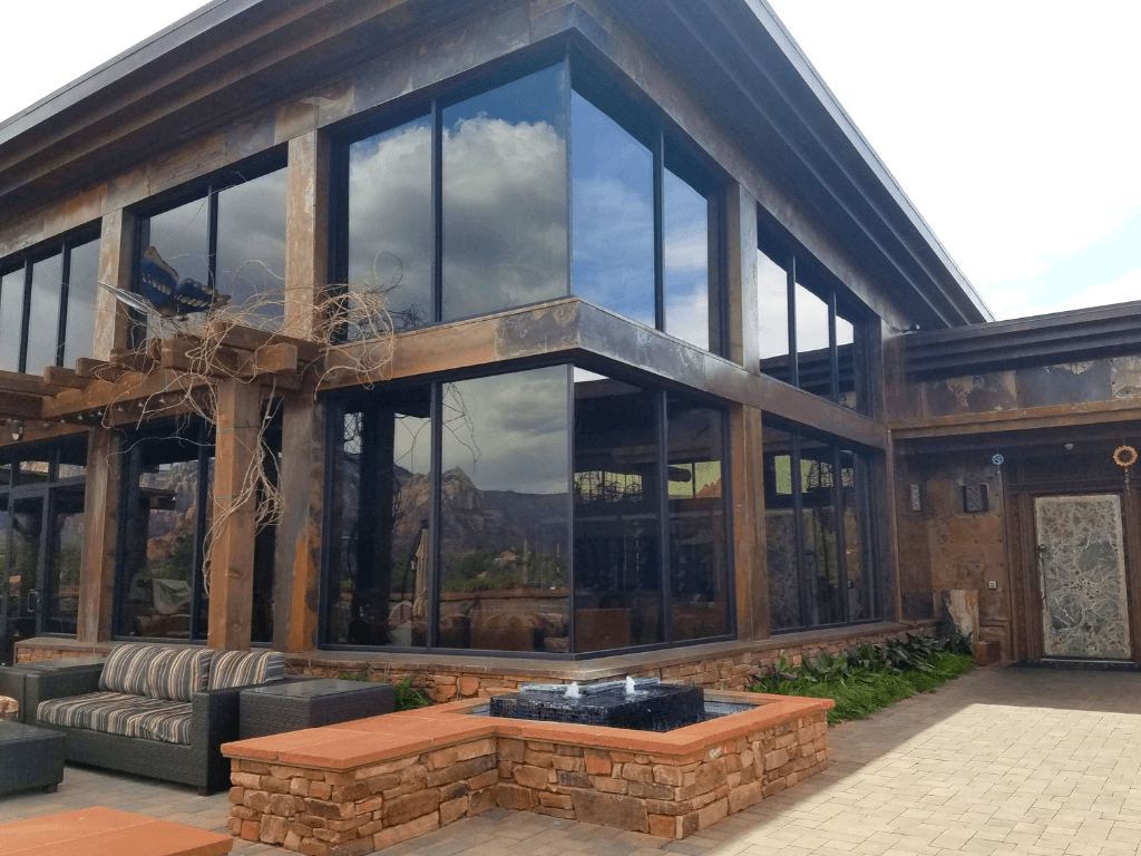 Mariposa Latin Inspired Grill is one of the best restaurants in Sedona with a view