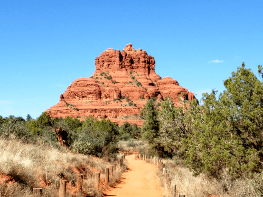 Bell Rock Trail is one of the best Sedona hikes