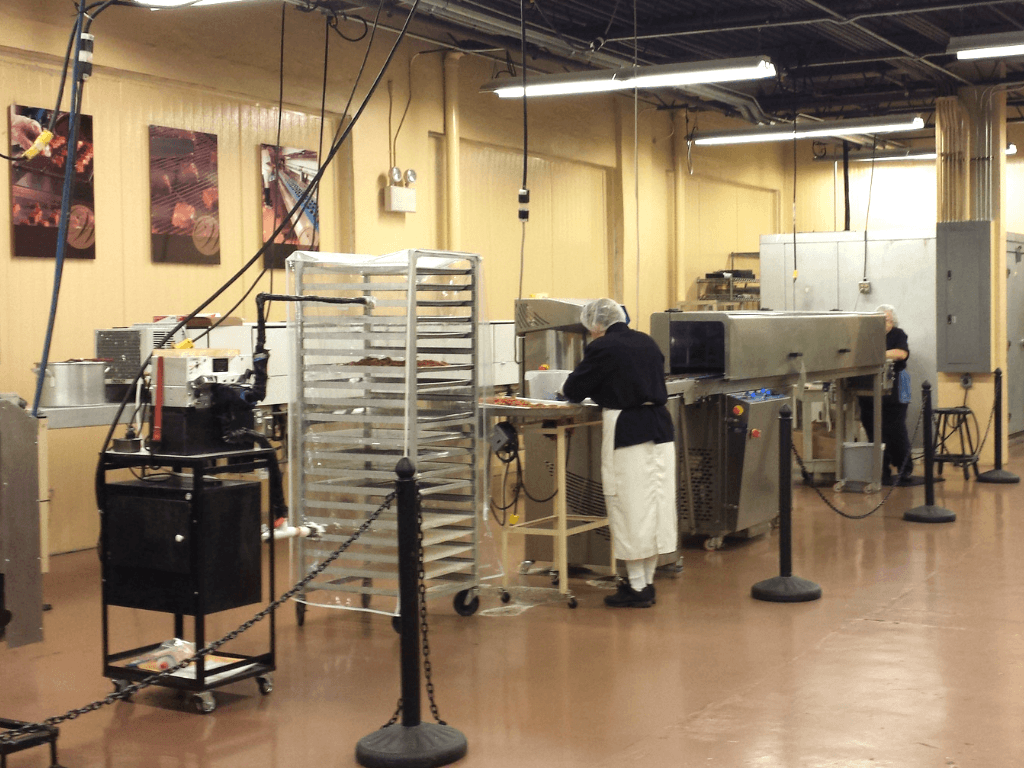 Touring the Whetstone Chocolate Factory is one of the top St. Augustine attractions