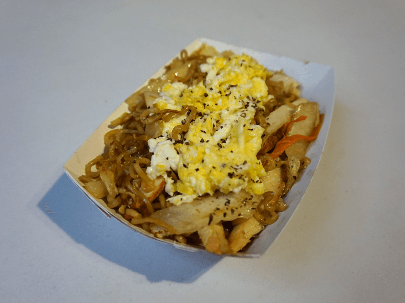 Indonesian Mei Goreng at Food Truck Tuesday