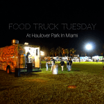 Food Truck Tuesdays At Haulover Park