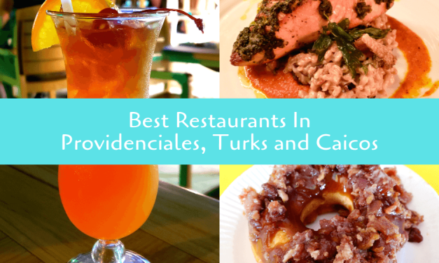Best Restaurants In Providenciales, Turks And Caicos