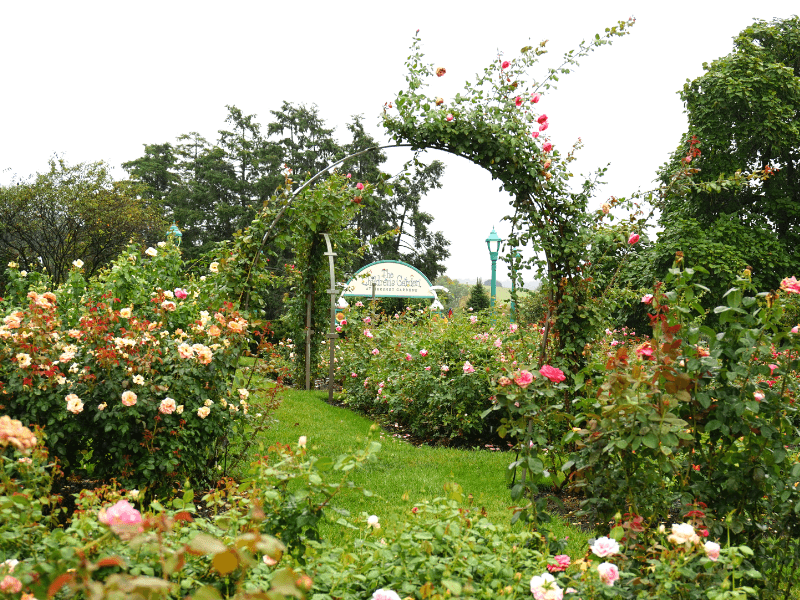 Things to do near Hershey PA include visiting Hershey Gardens