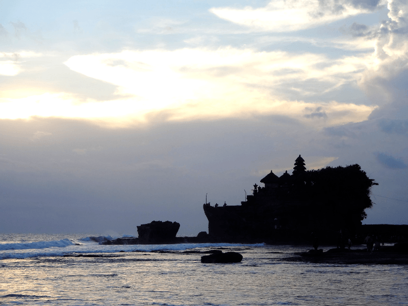 Tanah Lot is one of the most Magical Places to Visit in Bali
