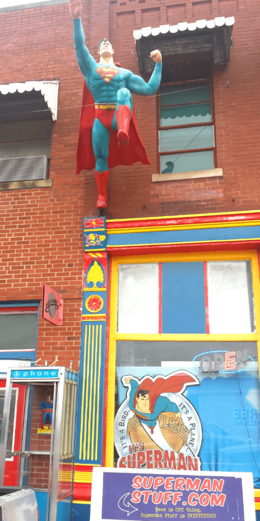 Super Museum is one of the best things to do in Metropolis Illinois