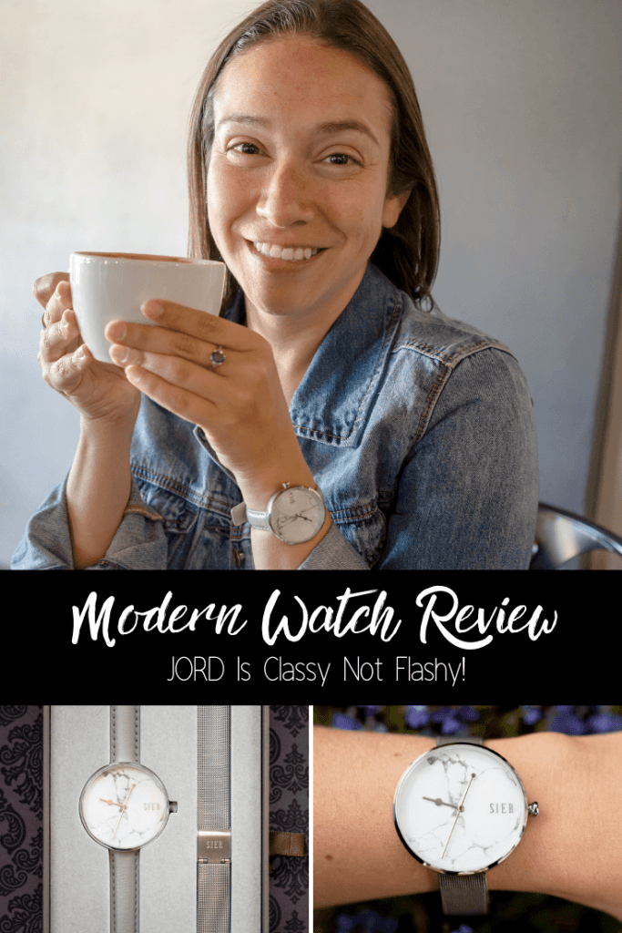 This JORD watch review details the new Sier Arcadia collection, the first JORD line to feature natural materials other than wood.