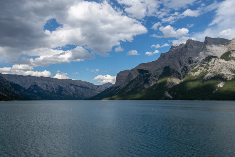 Beautiful Lake Minnewanka
