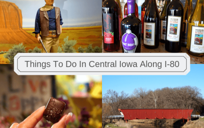 Things To Do In Central Iowa Along I-80