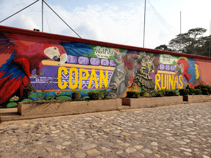 Things to do in Copan Ruinas includes visiting the Mayan ruins