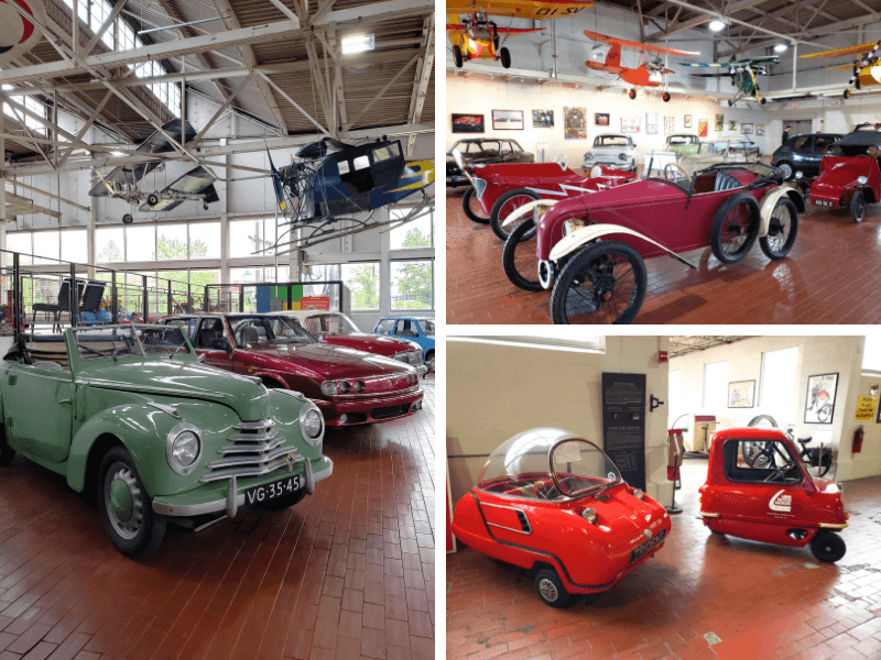 Lane Motor Museum has over 500 vehicles