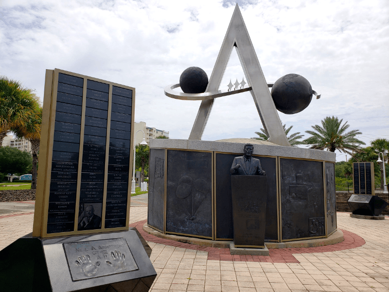 Space View Park in Titusville