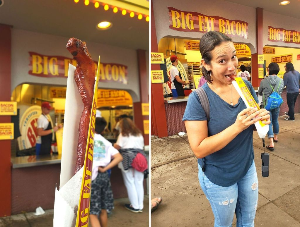 Big Fat Bacon at the Minnesota State Fair