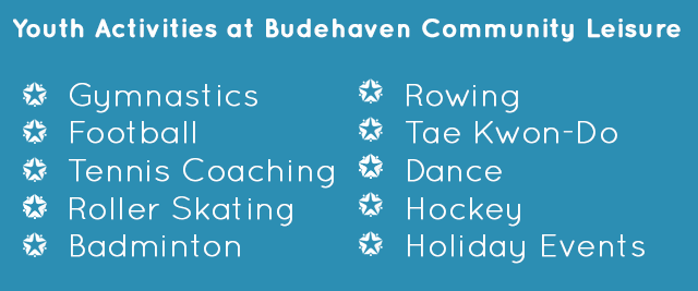 Youth Activities at Budehaven Community Leisure