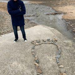 Mr Tyrrell Beach Footprint