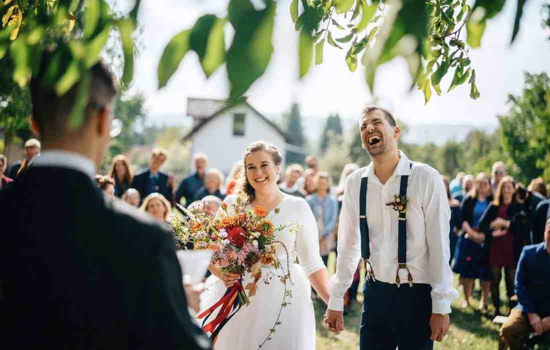 Podzimní svatba v Českém ráji: Terez a Luky
