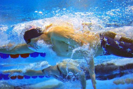 Ваша выносливость в плавании обусловлена качеством техники