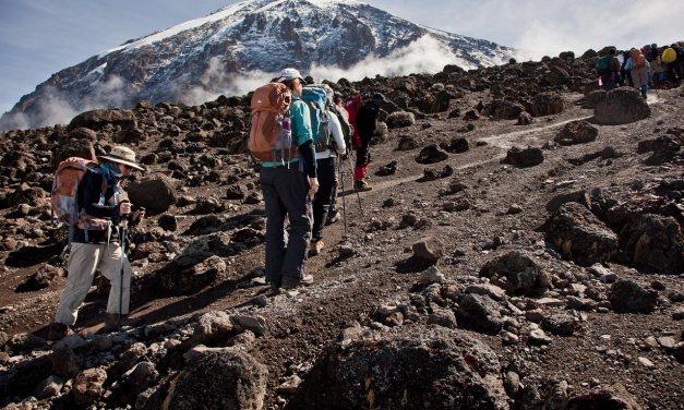 Umbwe Climbing Route Destination