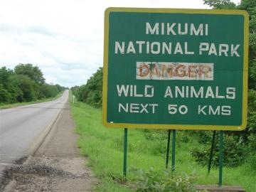 Mikumi Nationa Park