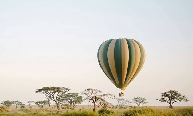 One Day Serengeti Balloon Safari