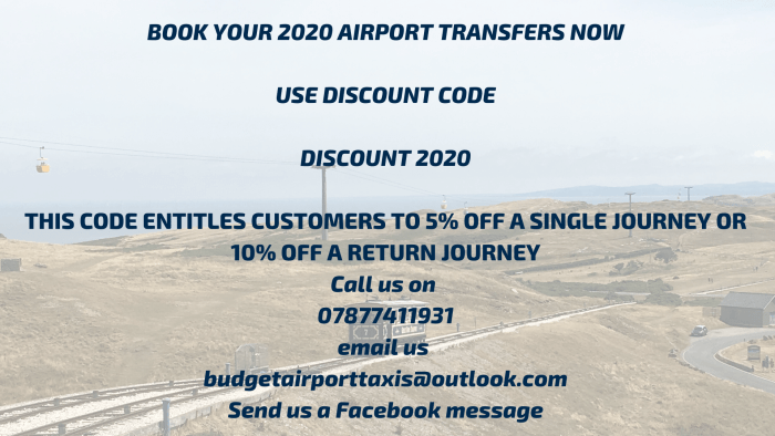 budget airport taxis discount