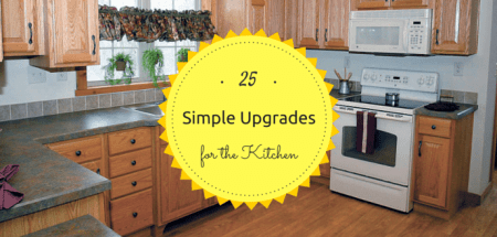 25 Simple Kitchen Upgrades   Kitchen Home Improvement 25 simple kitchen upgrades to give a boost to the look  feel and function of